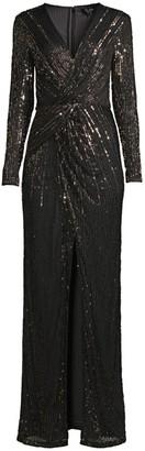 Parker Black Mariah Sequin Gown