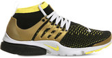 Nike Air Presto Ultra Flyknit And Rubber Trainers
