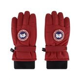 Canada Goose Canada GooseRed Down Padded Gloves