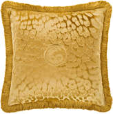 Roberto Cavalli Sigillo Cushion - 60x60cm - Gold
