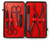 Czech & Speake Leather-Bound Manicure Set
