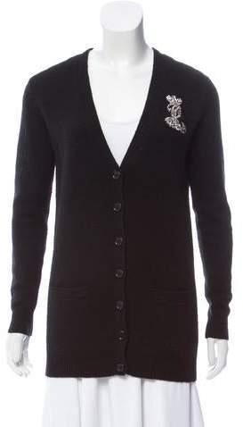 Ralph Lauren Wool Medium Knit Cardigan