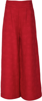 Creatures of Comfort Janet High Waisted Flared Pants