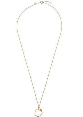 ALIITA Manzana 9kt gold necklace