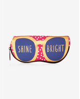 Express Swoozies Shine Bright Sunglass Pouch