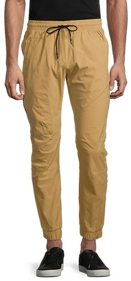 American Stitch Drawstring Ankle Pants