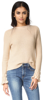 Club Monaco Darja Sleeve Interest Sweater