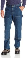Carhartt Men's B73 Relaxed Fit Double Front Washed Logger Pant