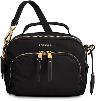 Tumi zip pocket crossbody bag