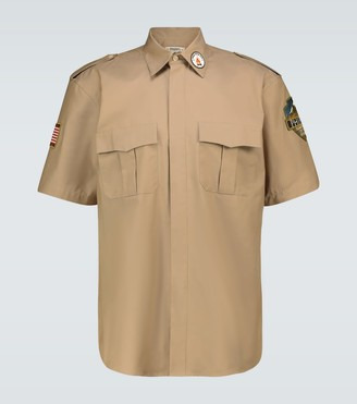 Phipps Forest Guardian short-sleeved shirt