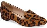 Sole Society Nitsa Genuine Calf Hair Loafer (Women)