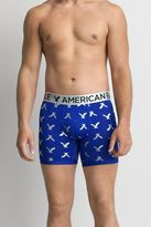 "American Eagle Outfitters AE Foil Icon 6"" Flex Trunk"