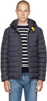 Parajumpers Blue Super Lightweight Last Minute Jacket