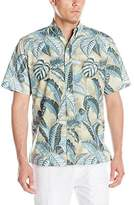 Reyn Spooner Men's Spooner Kloth Button Front Hawaiian Shirt