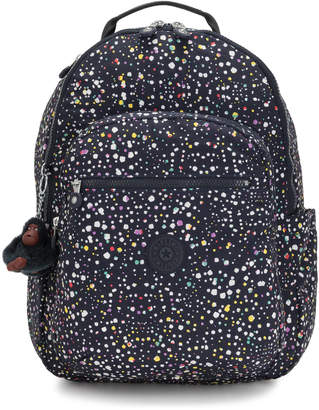 "Kipling Seoul Large 15"" Laptop Printed Backpack"