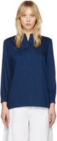 A.P.C. Indigo Cecile Shirt