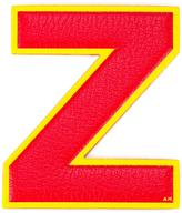 Anya Hindmarch 'Z' sticker - women - Goat Skin - One Size