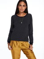 Scotch & Soda Mini-Printed Sweater