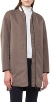 Akris Punto Women's Techno Bomber Coat
