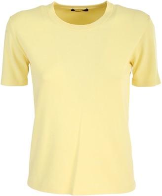 Roberto Collina short-sleeved top