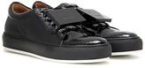 Acne Studios Adriana Alpine Patent Leather Sneakers