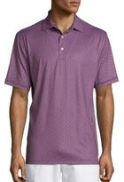 Peter Millar Crown Sport Printed Polo