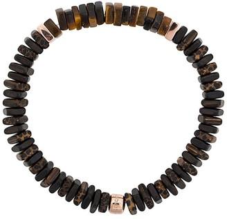 Tateossian Legno Silver bracelet