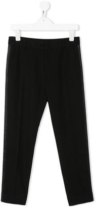 Diesel side stripe tailored trousers