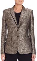 Max Mara Siberia Jacquard Jacket
