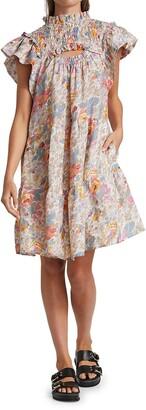 Sea Ines Floral Dress