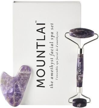 Mount Lai Amethyst Facial Spa Set