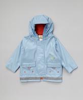 Kushies Blue Raincoat - Infant