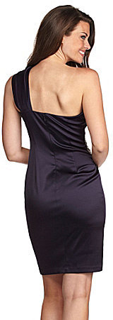 Eliza J One Shoulder Dress