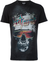 Just Cavalli skull print T-shirt - men - Cotton - M