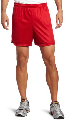 MJ Soffe Soffe Men's Nylon Mini-Mesh Short Red X-Large
