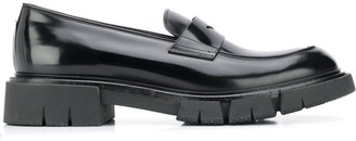 Fratelli Rossetti Chunky Sole Loafers