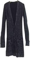 Donna Karan Navy Cashmere Knitwear for Women