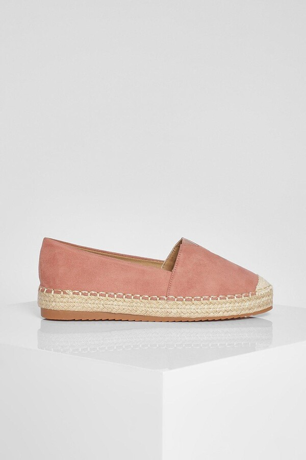 Thumbnail for your product : boohoo Chunky Espadrille