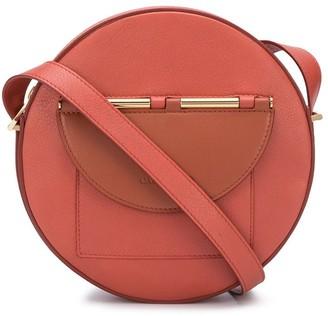 Calicanto Circular Cross-Body Bag