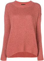 Etro long sleeved knit top