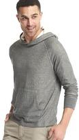 Gap Ribbed pullover hoodie