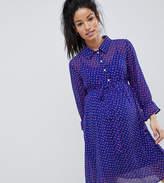 Mama Licious Mama.licious Mamalicious Polka Dot Tea Dress