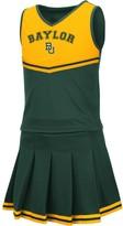 Colosseum Girls Youth Green Baylor Bears Pinky Cheer Dress