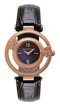 Tommy Bahama Swiss Women's TB2141 Bimini Starfish Round Brown Dial Open Rose Gold Bezel Watch