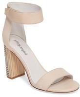 Jeffrey Campbell Women's Lindsay Geo-Heel Sandal