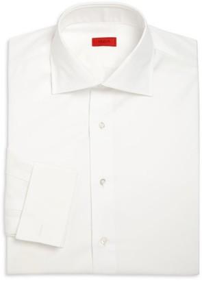 Isaia Regular-Fit Tuxedo Shirt