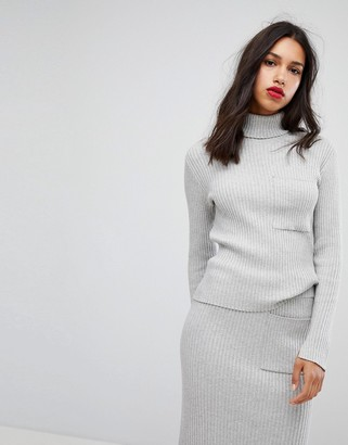 Vero Moda Knitted Roll Neck