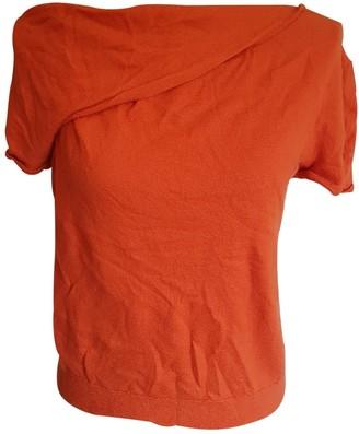 Chloé Orange Cashmere Knitwear for Women Vintage