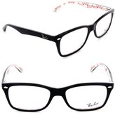 Ray-Ban Eyeglasses RX 5228 5014 Top on Texture Frame Size: