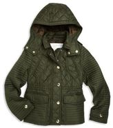 Burberry Little Girl's & Girl's Nealsbrooke Quilted Jacket